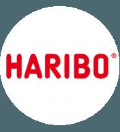 Haribo Gummibärchen als süßer Werbeartikel | HACH Werbemittel