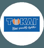 Feuerzeuge von TOKAI mit Logo bedrucken | HACH Onlineshop