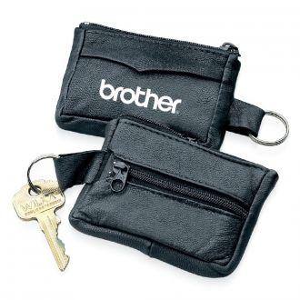 Echtleder-Schlüsseletui