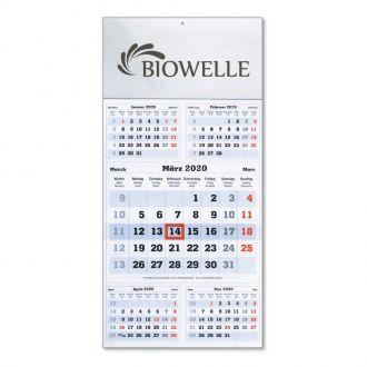 Werbetipp: 150 5-Monats- Kalender inkl. 1-farb. Druck