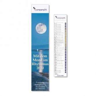 Mondstreifenkalender