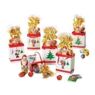 Weihnachtstüten 6 Stück
