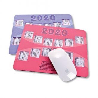 Mousepad Kalender 2020