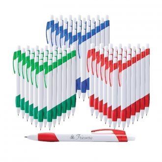 WERBETIPP 300 x Kugelschreiber Sylt inklusive einfarbigem Werbedruck