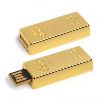 Goldbarren USB-Stick 8GB