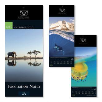 GEO Wandkalender Faszination Natur 2020