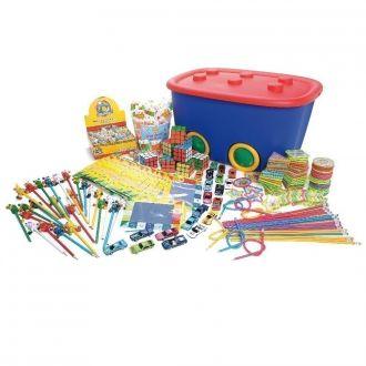 Funny-Spielzeug-Set 253 tlg.