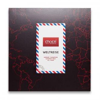 Chocri Schokoladen-Weltreise 165g