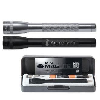 MAG-LITE LED-Taschenlampe im Kunststoff Etui inklusive Batterien