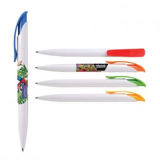 SENATOR Kugelschreiber Challenger Basic mit Kunststoff-Clip