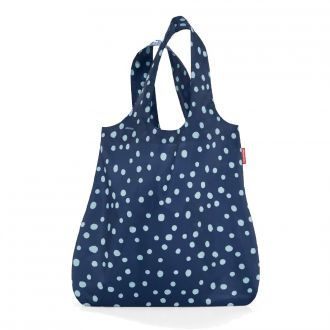 REISENTHEL Mini Maxi Shopper spots navy