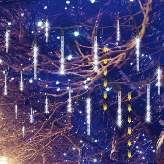EASYmaxx LED Lichterstäbe Meteorschauer