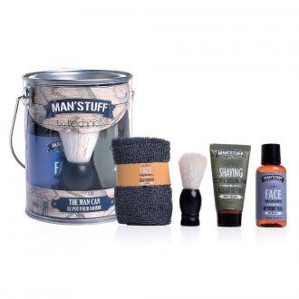 Man´s Stuff Maler Dose Rasierpflege