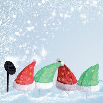 Solar Wintermütze 4 teilig Outdoor