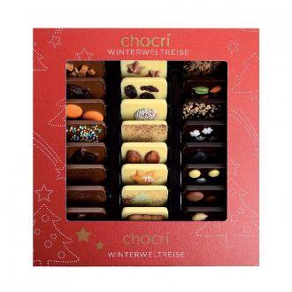 Chocri Weltreise Weihnachts- Spezial 165g