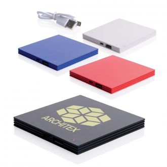 Powerbank Quader 2.500 mAh