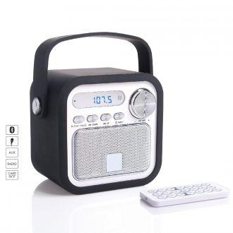 Retro Bluetooth-Speaker mit Radio