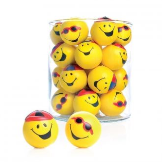 Anti.Stressball Emotionen Symbole 15er Set