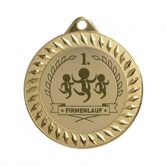 Eisen-Gold-Medaille RIO 70mm