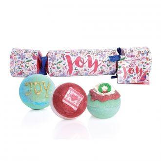 Bomb Geschenkset Joy Cracker inkl 3 Badekugel