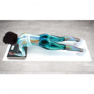 Plankpad Fitnesstrainer mit App aus Die Höhle der Löwen