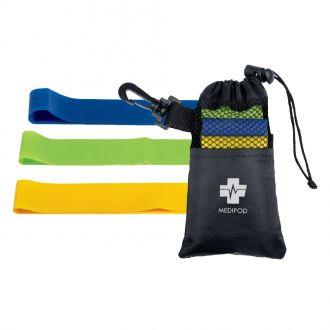 Fitness Bänder Sporty Bag