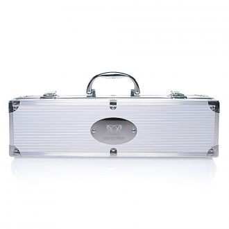 Alu-Koffer mit Grillbesteck