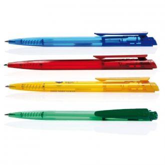 SENATOR Kugelschreiber Dart Clear mit transparentem Schaft