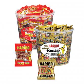 HARIBO 100 Minibeutel 980g
