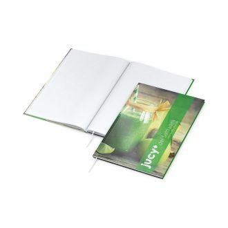 COMPLETE Memo-Book Notizbuch DIN A4 inklusive Digitaldruck