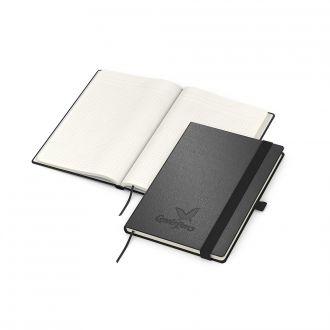 COMPLETE Mind Book Notizbuch DIN A5 inklusive Blindprägung, 192 Seiten