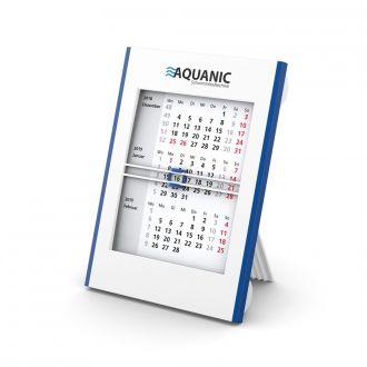 Tisch-Monatskalender Roll-Up 3 Complete