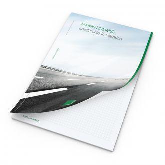 Schreibblock Cover A4 Complete