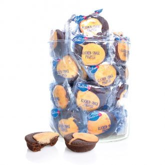 BAHLSEN Mamorkuchen-Snack  55 x 27g Küchlein im Vorratskarton