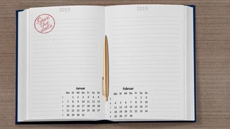 Kalender 2019 Unsere Top 10 Liste