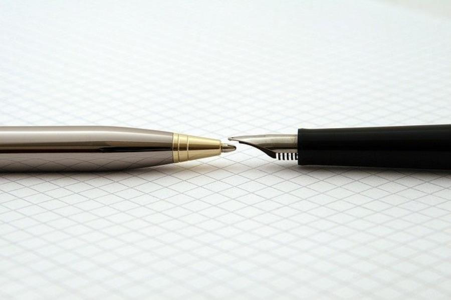 Erfinder Der Kugelschreiber