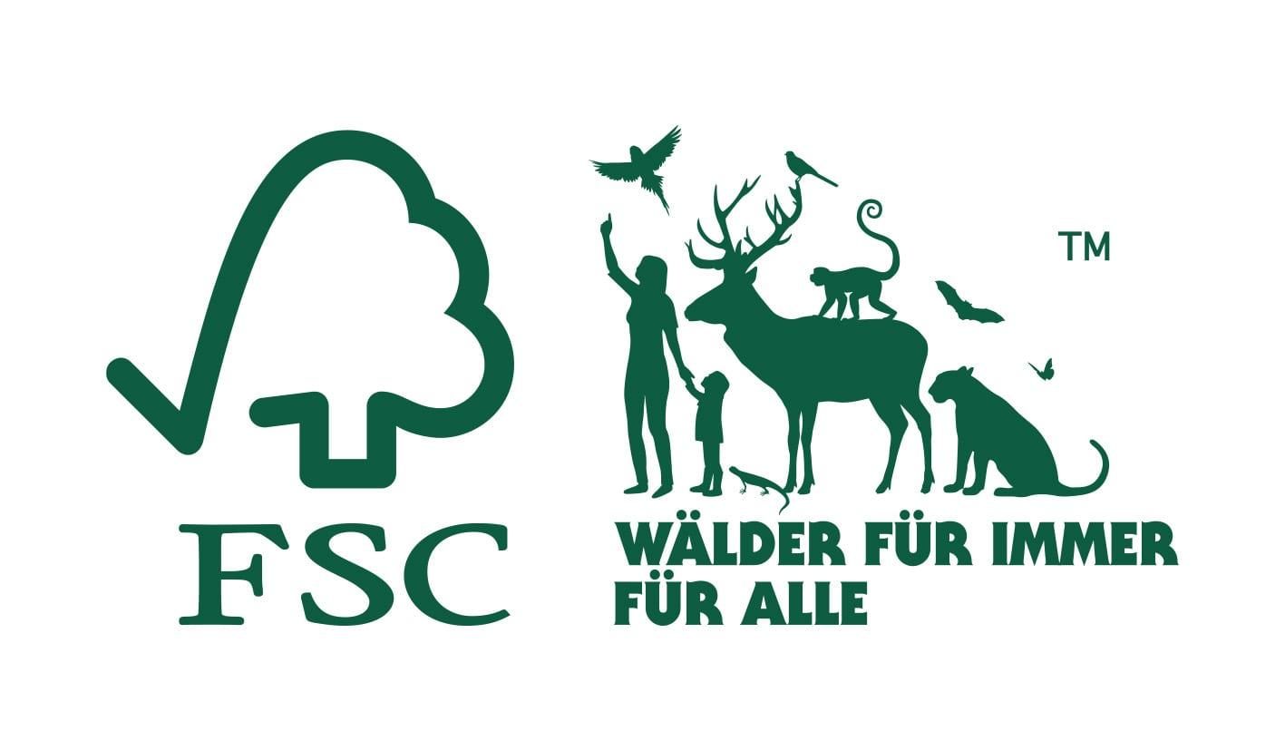 FSC-Nachhaltigkeitssiegel