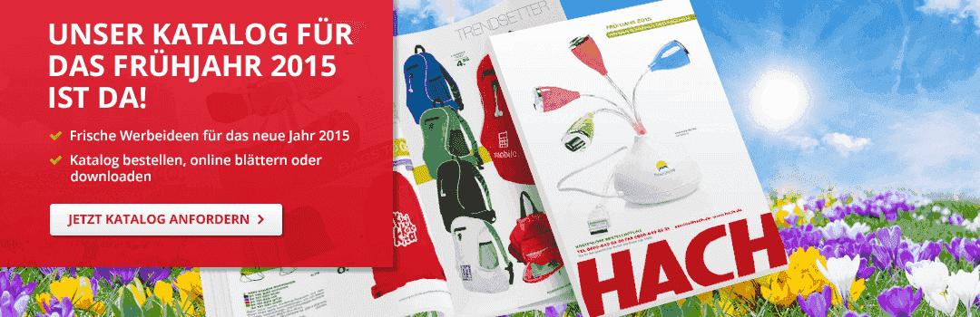 Katalog Frühjahr 2015