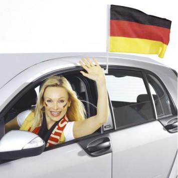 autoflagge deutschland fanartikel wm 2014