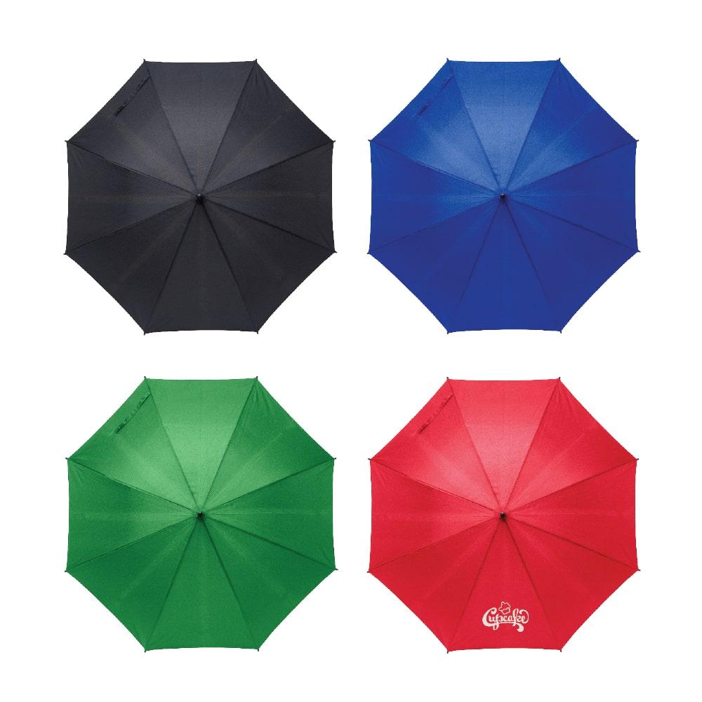 Regenschirme aus rPET